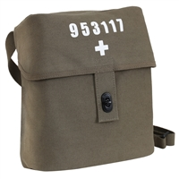 Rothco Swiss Military Canvas Shoulder Bag 8111