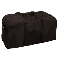 Rothco Black Jumbo Cargo Bag - 8134