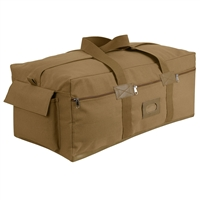 Rothco 8137 Canvas Israeli Type Duffle Bag