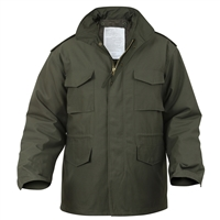 Rothco Olive Drab M-65 Field Jacket - 8238