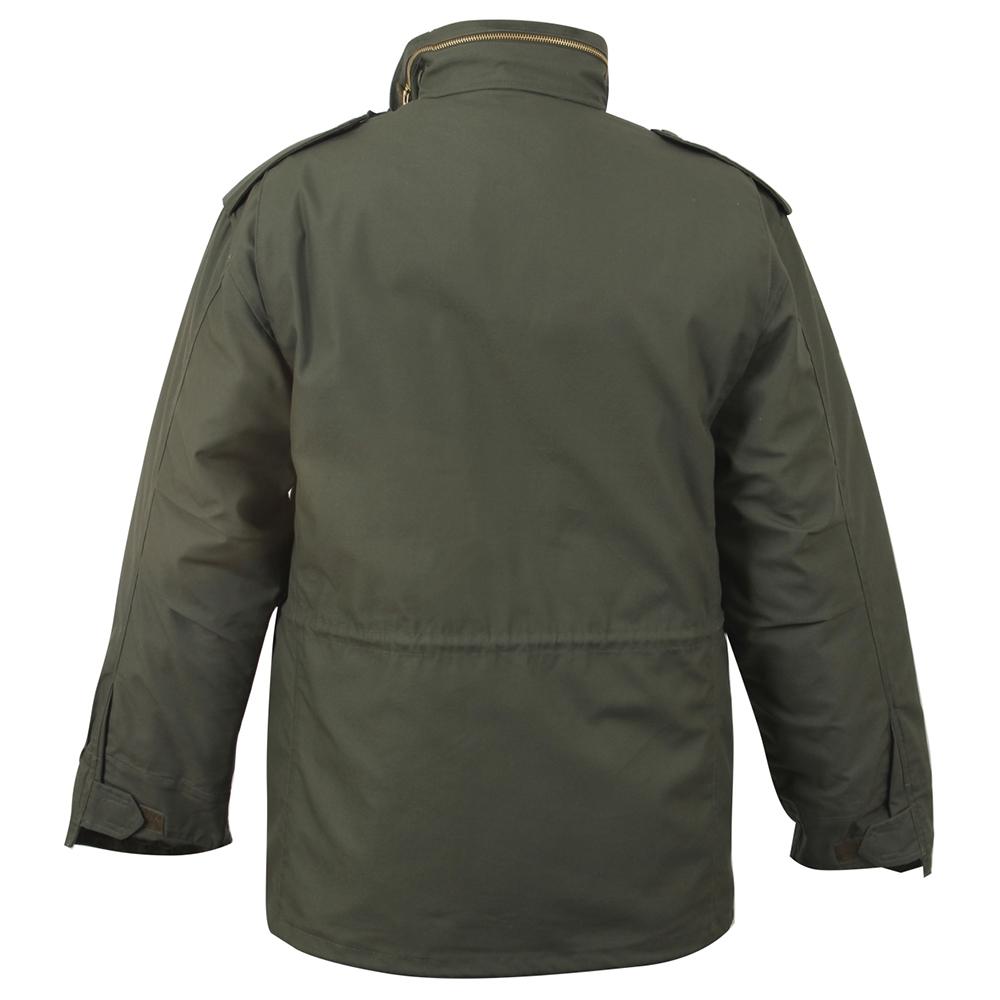 Rothco Olive Drab M-65 Field Jacket - 8238 8f58b82dbbe