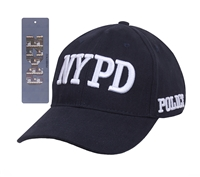 Rothco Officially Licensed NYPD Adjustable Cap 8270