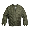 Rothco Olive Drab M-65 Field Jacket Liner - 8292