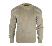 Rothco Tan Acrylic Commando Sweater - 8346