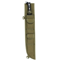 Rothco 18 Inch Molle Compatible Machete Sheath - 835