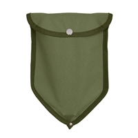 Rothco Canvas Tri-fold Shovel Cover - 837