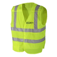 Rothco Security 5-Point Breakaway Safety Vest - 8457