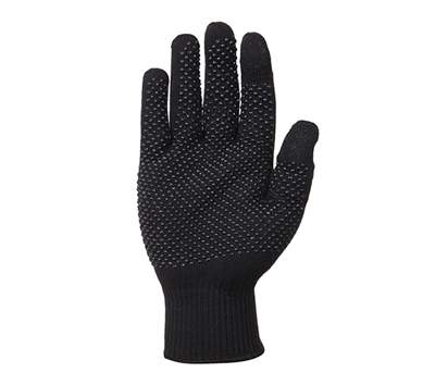 Rothco Touch Screen Gloves With Gripper Dots- 8516