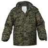 Rothco Digital Woodland M-65 Field Jacket - 8590