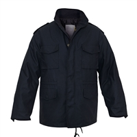 Rothco Midnight Navy M-65 Field Jacket - 8623