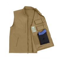 Rothco 86600 Concealed Shell Vest
