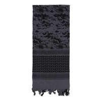 Rothco Subdued Digital Shemagh Scarf - 88539