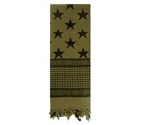 Rothco Stars and Stripes Shemagh T.D. Scarf - 8864