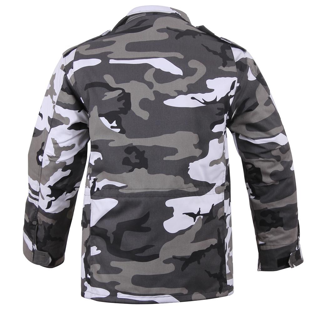 Rothco Urban Camo M-65 Field Jacket - 8994 5fe8dcc39f9