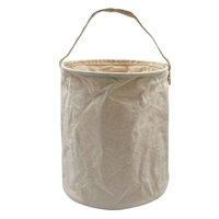 Rothco Natural Canvas Small Water Bucket - 9004