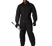 Rothco Black Insulated Coverall - 9015