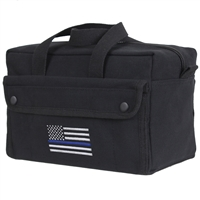 Rothco Thin Blue Line Mechanic Tool Bag 9101