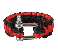 Rothco Paracord Bracelet with D-Shackle - 911