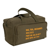 Rothco Military Stencil Mechanics Tool Bag - 9114