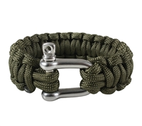 Rothco Paracord Bracelet with D-Shackle - 914