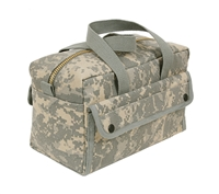 Rothco Brass Zipper Digital Camo Mechanic Tool Bag - 91920