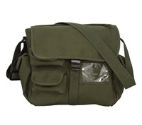 Rothco Olive Drab Canvas Explorer Bag - 9203
