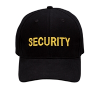 Rothco Black Security Cap - 9284