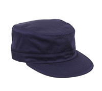 Rothco Navy Blue Adjustable Fatigue Cap - 93441