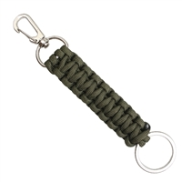 Rothco Olive Drab Paracord Key chain - 949