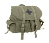 Rothco Olive Drab Compact Weekender Backpack - 9535