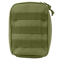 Rothco Olive Drab Molle Tactical First Aid Pouch - 9623