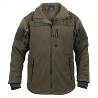 Rothco Spec Ops Tactical Fleece Jacket 96675