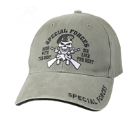 Rothco Olive Drab Special Forces Vintage Cap - 9887