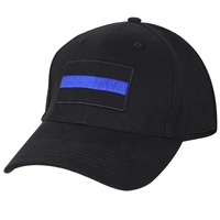Rothco Thin Blue Line Low Profile Cap 99886