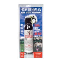 Sabre Frontiersman Bear Spray - FBAD-04