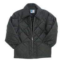 Snap N Wear Quilted Jacket with Self Collar - 2000