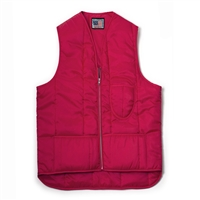 Snap N Wear Quilted Nylon Vest with Kidney Flap - 300