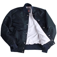 Snap N Wear Nylon Satin Baseball Jacket - 6060