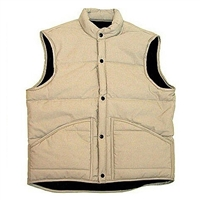 Snap N Wear Poplin Down Look Vest - 700