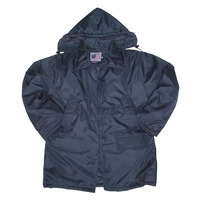 Snap N Wear 9002 Nylon Parka with Zip-Off Hood