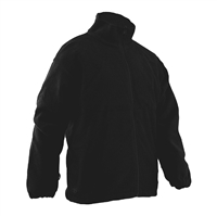 Tru-Spec Black Microfleece Jacket - 2434