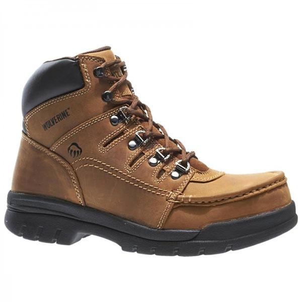18d9dedc7e8 Wolverine Potomac English Moc Steel Toe Work Boot - W04349