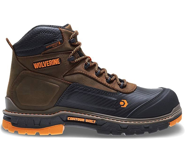 4ed547b64 Wolverine Overpass Carbonmax 6 Inch Work Boot W10717