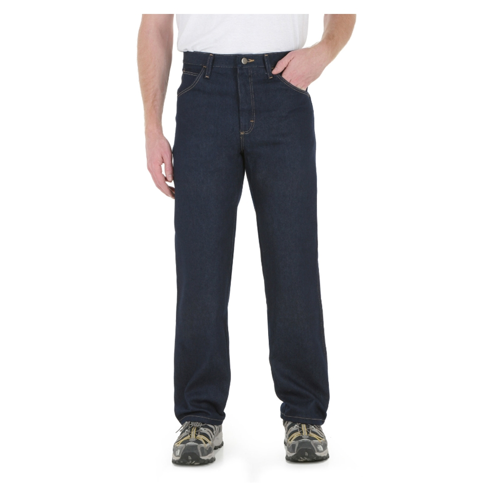 4109cc95 Wrangler jeans Mens Stretch Denim Pants - 39055. View Larger Photo