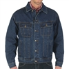 Wrangler Antique Indigo Denim Jacket - RJK30AN
