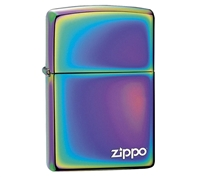 ZIPPO Spectrum with Logo Lighter - 151ZL