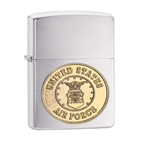 ZIPPO US Air Force Crest Emblem Lighter 280AFC