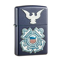 Zippo US Coast Guard Lighter 28681
