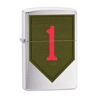 Zippo 29182 US Army 1st Infantry Lighter