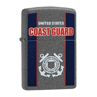 Zippo 29386 US Coast Guard Crest Lighter